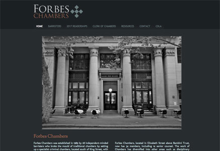 Forbes Chambers Sydney